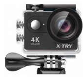 Экшн камера X-TRY XTC160 UltraHD 4K